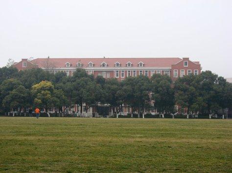 Shanghai Jiao Tong University, 2007